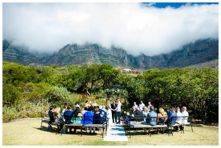 the beautiful setting for Wedding at Twelve Apostles hotel