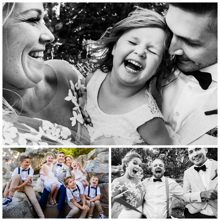 Twelve Apostles Hotel Wedding with lots of fun and laughter