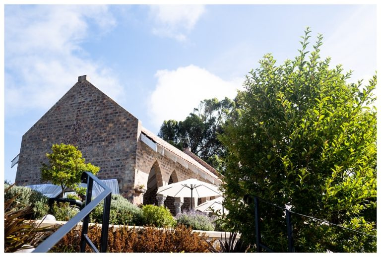 the beautiful chapel at this knysna wedding venue