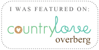 country love real wedding feature