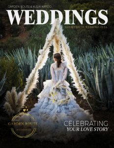 Garden route wedding magazine feature