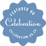 featured on celebration wedding blog