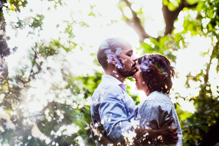Majic Forest Engagement Shoot