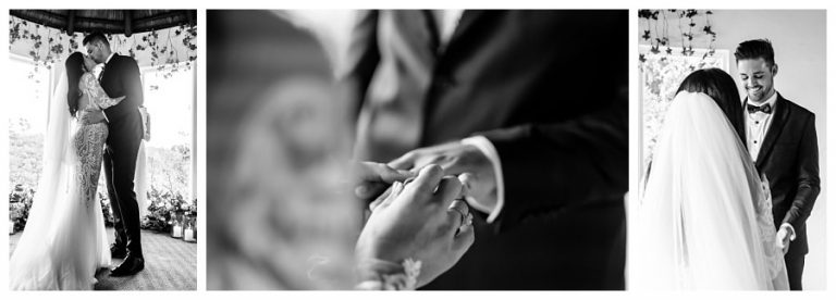 some highlights of the beautifully touching wedding ceremony