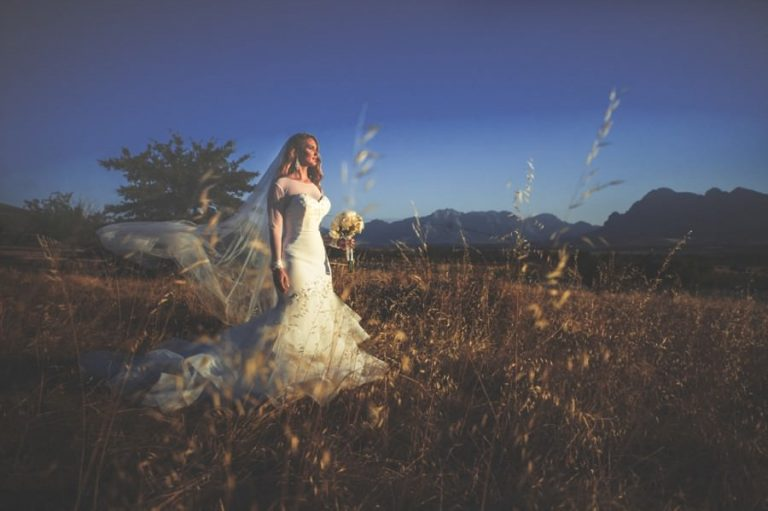 making use of the stunning scenery at Belair Wedding venue for this bridal portrait