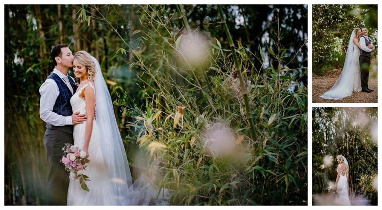 beautiful romantic photos of the bride and groom