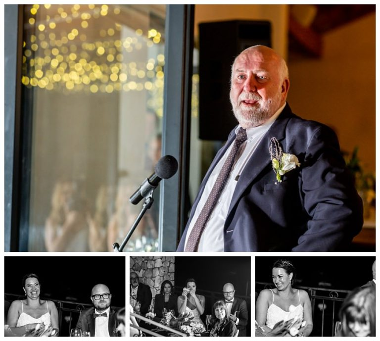 the emotional father of the bride speech