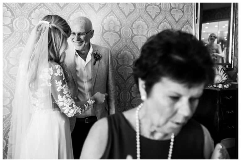 Wedding documentary photos at Twelve Apostles hotel