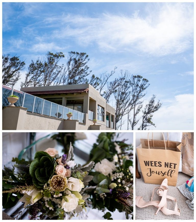the beautiful wedding venue and wedding details