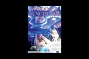 weddings and functions magazine cover