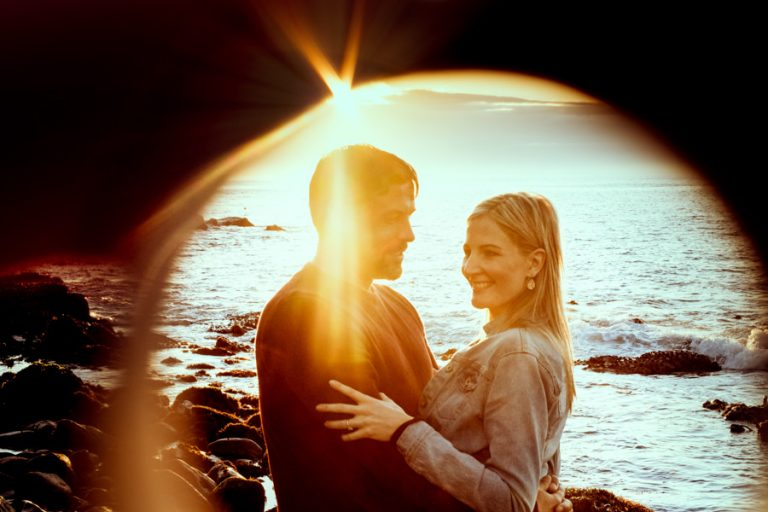 Noordhoek Engagement Photo shoot